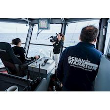 Red Apple Production Shoots with Sea Shepherd Using AG-DVX200 4K Camcorders