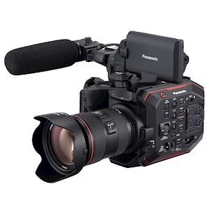 AU-EVA1 V 2.0 Firmware Upgrade Offers RAW Output, ALL-Intra Recording Modes