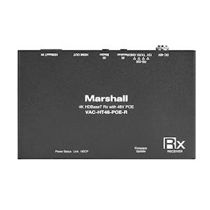 Marshall Electronics Announces New HDBaseT™ Receiver