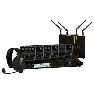 Pliant® Technologies' Features Latest CrewCom® Wireless Intercom System at NAB 2019