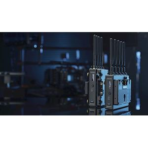 Teradek Unveils the Industry's First Zero-Delay 4K Wireless Video Transmission System NAB, Las Vegas, Booth C5725
