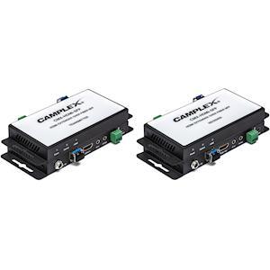 Camplex SFP 4K HDMI Fiber Extender Sends Signals up to 3300 Feet