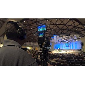 First Assembly of God Produces Cinematic Worship Telecasts with VariCam LT CineLive System