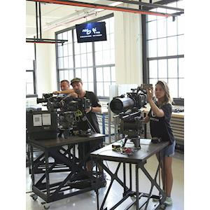 PRG Opens VER Camera Prep Facility in Brooklyn  Brooklyn's only One-stop Resource for Camera, Lighting and Effects Technology for Motion Picture and Broadcast