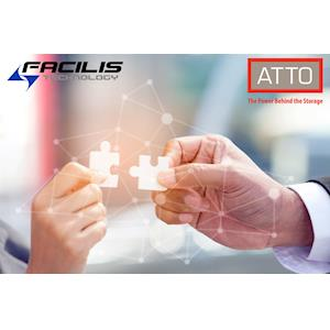 Facilis and ATTO Technology Partnership Targets High-powered Apple workstations with new 25Gb Adapters