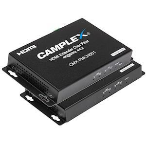 Camplex 4K HDMI SFP Fiber Extender with EDID & RS232
