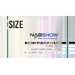 iSize Technologies to showcase BitSave v.2, the next-generation AI-powered Technology and SaaS Video Encoding Platform at NAB 2020