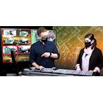 LiveX Upgrades New 4K Broadcast Streaming Studio with Panasonic KAIROS