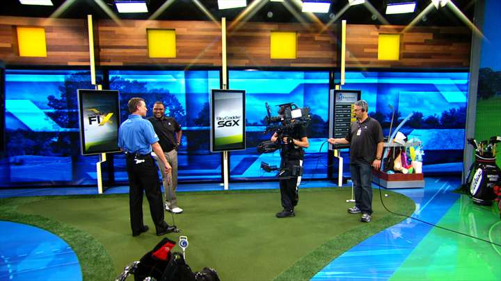 "Live on ""The Golf Fix"" with Anthony Anderson"