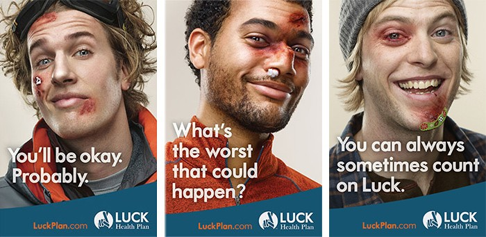 ObamaCare- Luck Plan