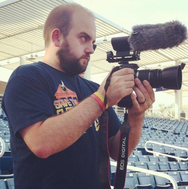 """Camera Operator on""""The Baseball Bond: Our Real Life Field of Dreams"""""""