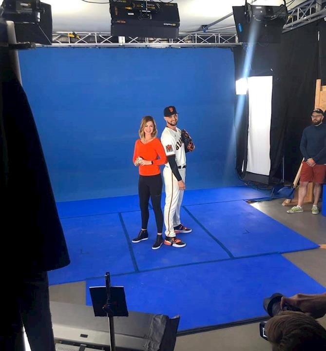 BTS photographer and production assistant for Pepsico Training Video