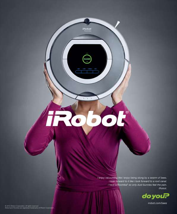 iRobot (2013) photographer Kara Kochalko, produced by MDP for Mullen