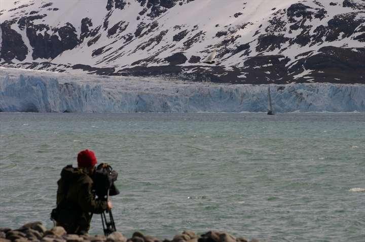 Glacier Work