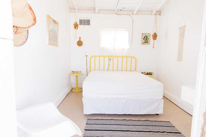 Bunk house guest room