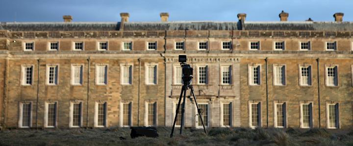 Yoho Media; filming for the National Trust