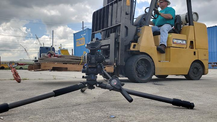 Corporate Industrial Productions?  No problem!