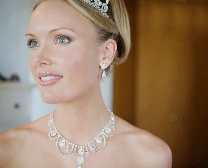 Pamela Jane's Wedding (Hair and Makeup)