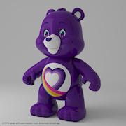 Rainbow Heart Bear