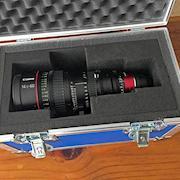 Canon CN-E 14.5-60mm T2.6 L SP Cinema Zoom Lens with PL Mount