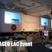 Diageo Lac Corporate Event