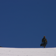 Shooting on Snowfields