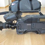 Sony D-30 camera package ( 15 x 8.5 lens ) with either a DSR -1 DVCam back or PVV3 Betacam SP back