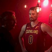 Kevin Love Cavaliers Media Day Fox Sports
