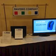Another trade show booth shot