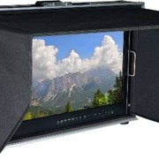 4K UHD Multi-Format, Quad-View Broadcast Monitor from Delvcam