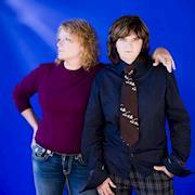 Rhonda styled Indigo Girls Emily Saliers and Amy Ray