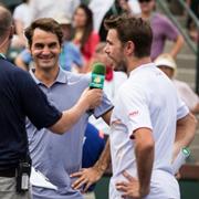 Andy Taylor. Roger Federer. Stan Wawrinka.