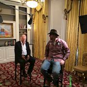 Working with Robert Duvall for movie release