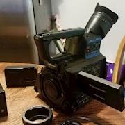 Panasonic AF100 HD Camera
