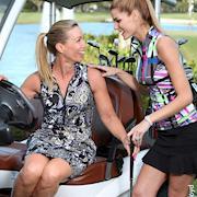 Golf Fashion Advertising