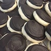 Chocolate Pillow Cookies