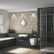 Interior Bathroom Rendering