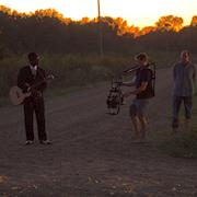 Recreating Robert Johnson's infamous sale at the crossroads with a MOVI Pro