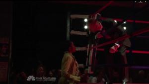 NBC Grimm Last Fight Episode- Fight Announcer