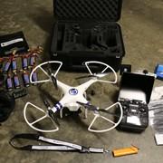 Dslr Pros Phantom 1 Drone (+ Extras)