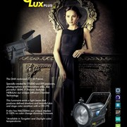 "VEGALUX PLUS STUDIOLED 7"" FRESNEL with NEBULA (TM) Technology by FLUOTEC"