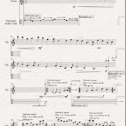 Music Work Samples