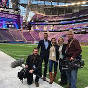 Super Bowl 52 Coverage with ABC News