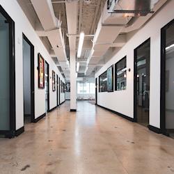 2nd Floor Corridors