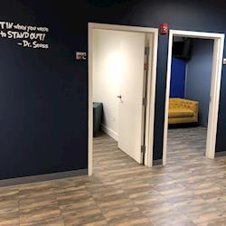 Studio A- Green Rooms