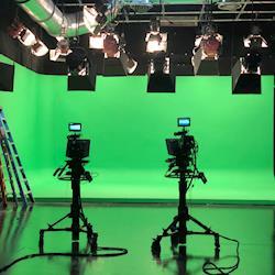Green Screen Studio B