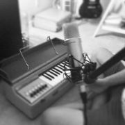 Recording some chord organ