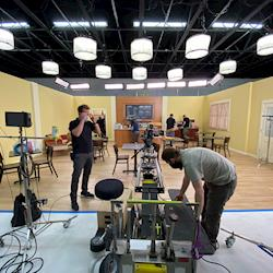 Setting Up the Shot