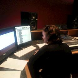 Sound editing and mixing an EP
