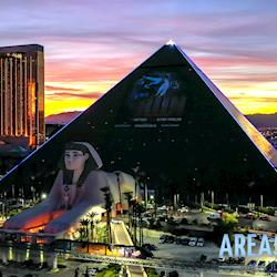 Drone at Luxor Jan 3, 2020